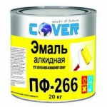 Новинка: алкидная эмаль ПФ-266